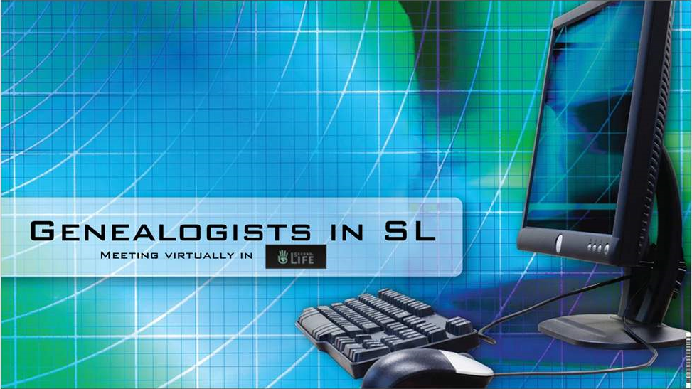 Genealogists in SL
