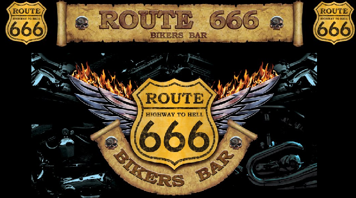 Rico's Road King - Page 2 666+logo