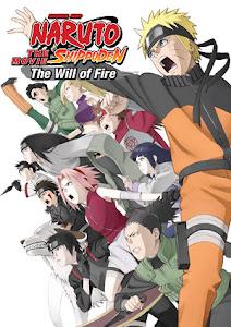 Naruto Shippūden 3: Los Herederos de la Voluntad de Fuego.