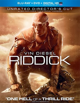 Riddick 2013 UNRATED DC 720p WEBR DL HD 900mb