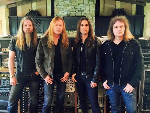 Megadeth - 2015