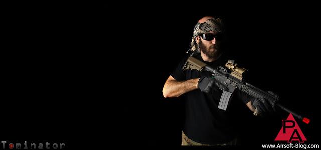 KWA LM4 PTR, KWA LM4 GBBR, KWA GBBR, KWA Gas Blowback Rifle, KWA LM4 PTR Magpul Edition, Pyramyd Airsoft Blog, Tom Harris, Tominator, Elite Force Airsoft BBs,