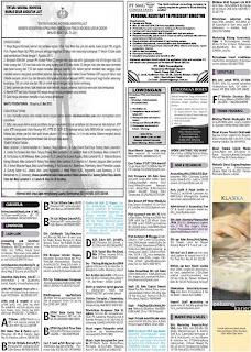 Lowongan kerja koran kompas selasa 26 Februari 2013