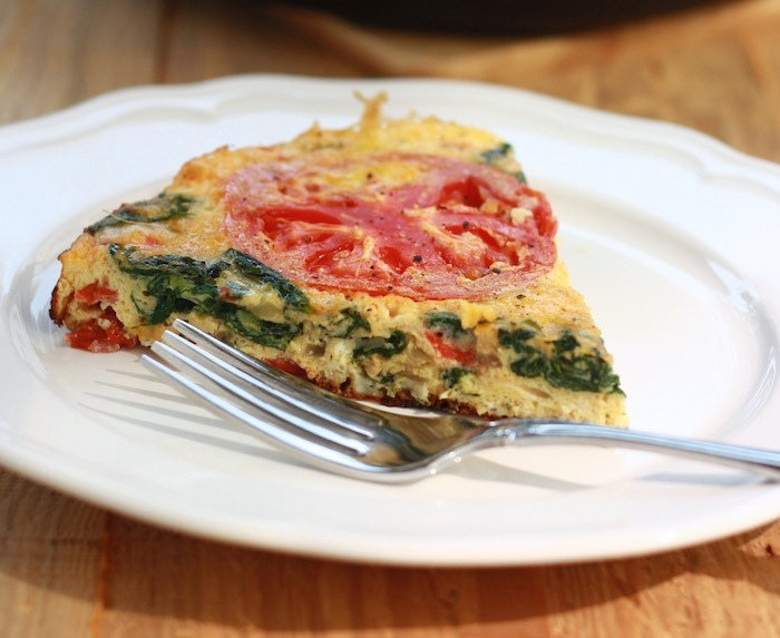 What is frittata?