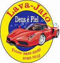 LAVA -JATO DEUS É FIEL  FONE: (81) 9895-3030