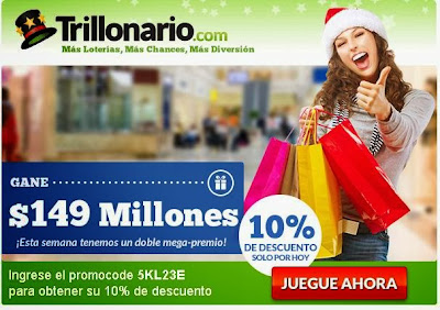 Super bote euromillones + megamillions + powerball