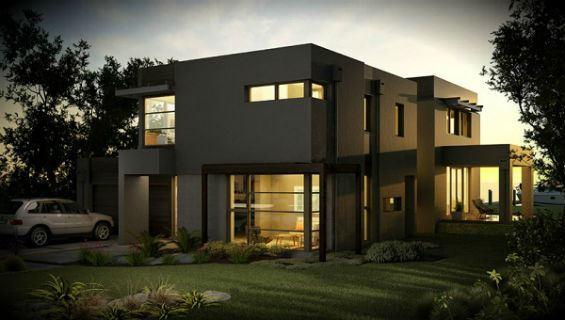Casas bioclimaticas casas prefabricadas mundicasas for Casas modernas grandes por dentro