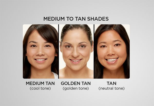 bare minerals tan