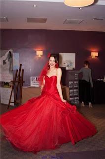 Maureen Myring Kesterton - Red