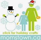 momstown Pinterest Crafts & Treats Board