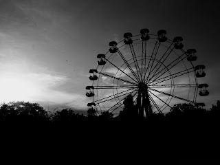 ferris wheel in black (16)