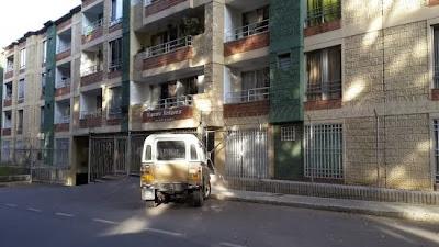 Apartamentos en el barrio Belén Rosales