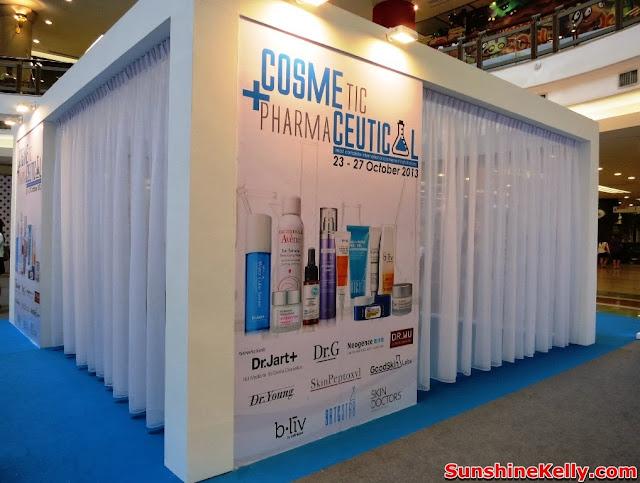 Sa Sa Cosmeceutical Fair 2013, sasa, cosmetic, Pharmaceutical, Cosmeceutical, GoodSkin Labs, Skin Peptoxyl, b.liv, Skin Doctors, BRTC, Dr. G, Dr. Jart, Dr. Young, Dr. Wu, Neogence