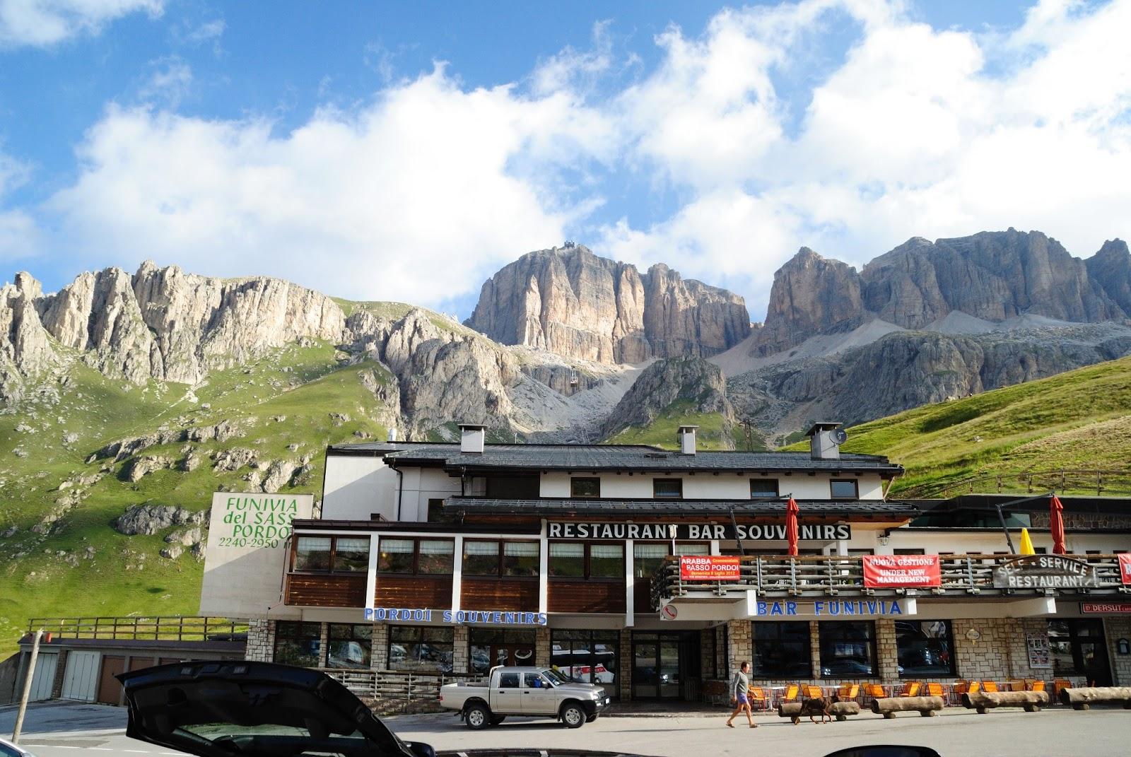 Momenti verticali: Piz Boè - Dolomiti