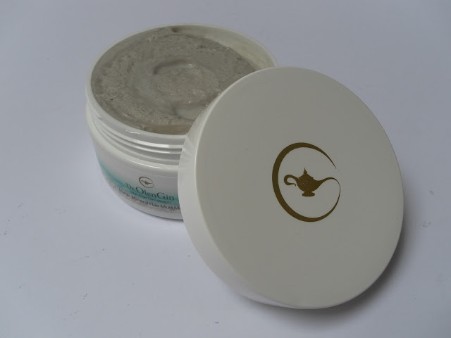 A picture of Dr. OlenGin Magic Mineral Hair Mud Mask
