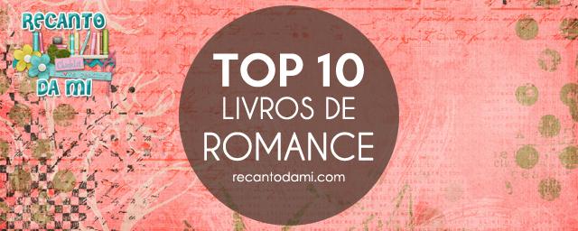 Top 10 - Livros de Romance