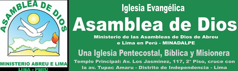 Asamblea de Dios de Abreu e Lima en Perú