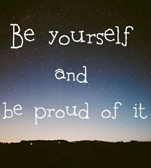 Motivational Monday #5 : Be You | www.bubblybeauty135.com