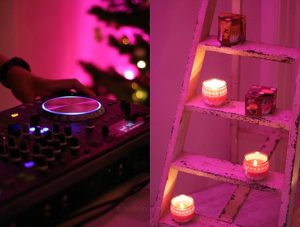 Glade, Glade by Brise, SC Johnson, Kerzen, Raumdüfte, Deko, Winter Loft, Hamburg, Haus Lafeld, Frollein Pfau, DJ, Last Christmas
