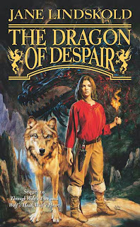 The Dragon of Despair (Firekeeper Saga: Book 3) by Jane Lindskold