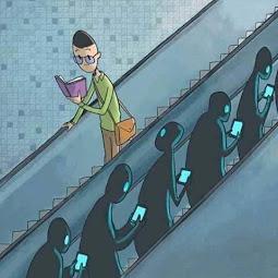 La lectura en imágenes
