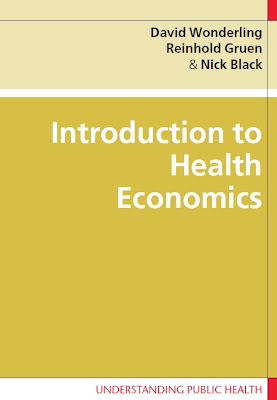 Introduction to Health Economics - Free Ebook Download