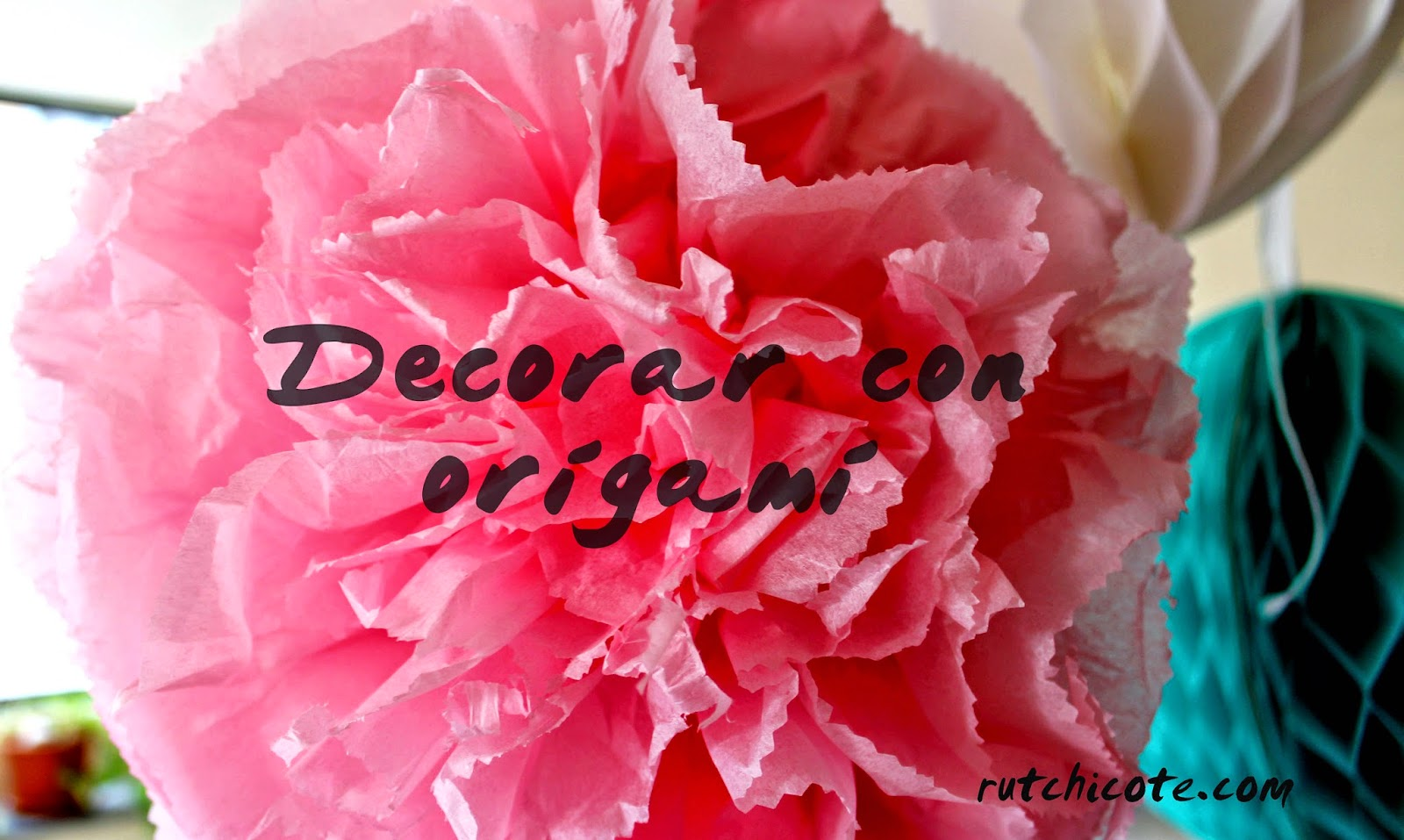 Decorate with origami - DIARIODECO