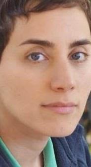 مریم میرزاخانی به روایت تصویر Maryam Mirzakhani