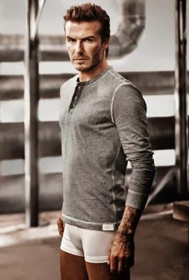 David Beckham Bodywear H&M ropa interior masculina