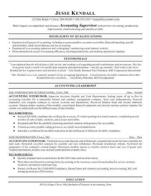 Accountant Sample Resume5