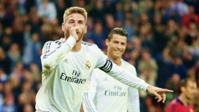 ريال مدريد يدهس اوساسونا بالرباعية
