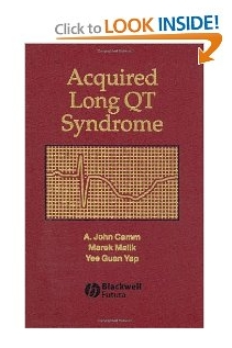 Acquired Long QT Syndrome PDF By A. John Camm, Marek Malik