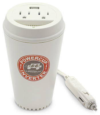Coffee Cup Power Inverter