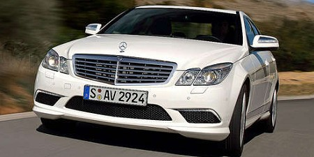 Mercedes-Benz E-Class successfully launched