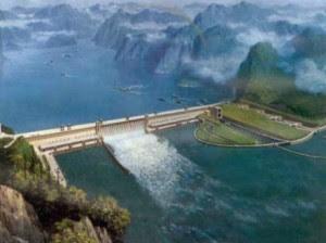 Changheba Dam