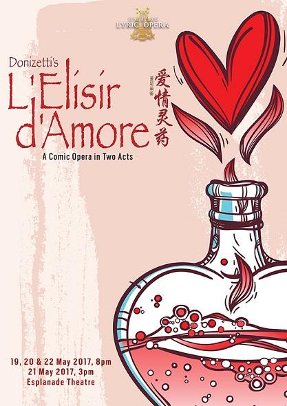 Singapore Lyric Opera's L'elisir d'amore