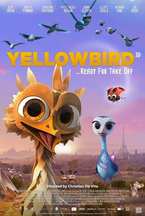 Yellowbird นกซ่าส์บินข้ามโลก (2014)