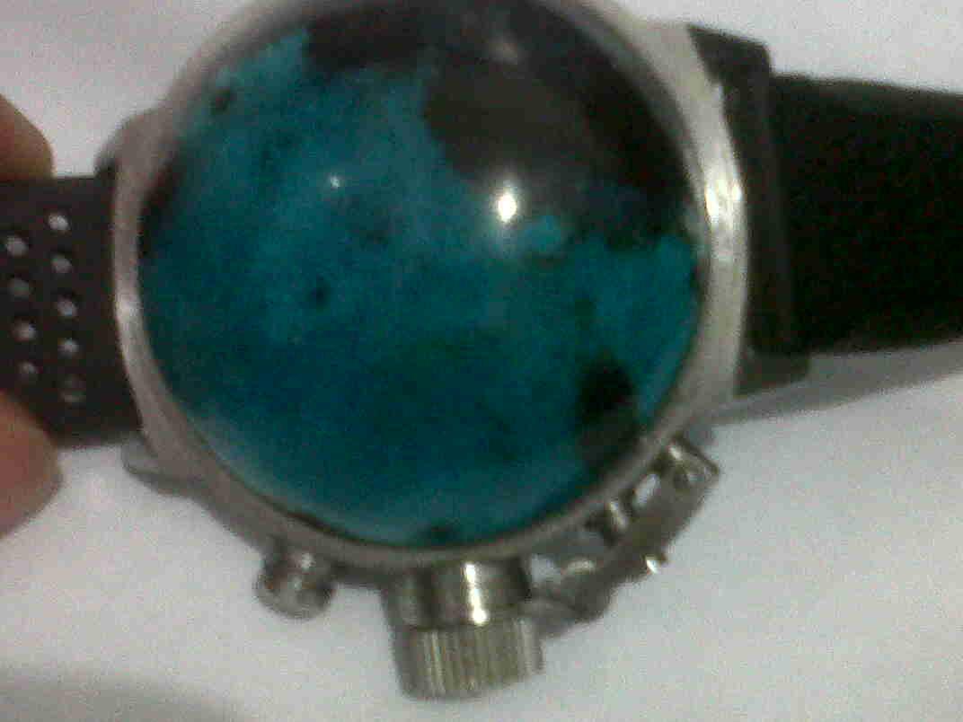 bacan doko bentuk jam tangan u-boat 45mm x45mm x15mm hub samsu ...