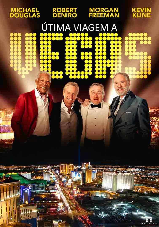 Última Viagem a Vegas Torrent - Blu-ray Rip 720p e 1080p Dual Áudio (2014)
