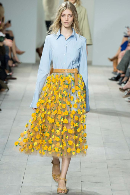 nyfw 2015 runway fashion show michael kors