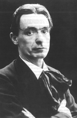 MEDITAÇÃO - Rudolf Steiner - Rudolf%2BSteiner%2B(43%2Banos)