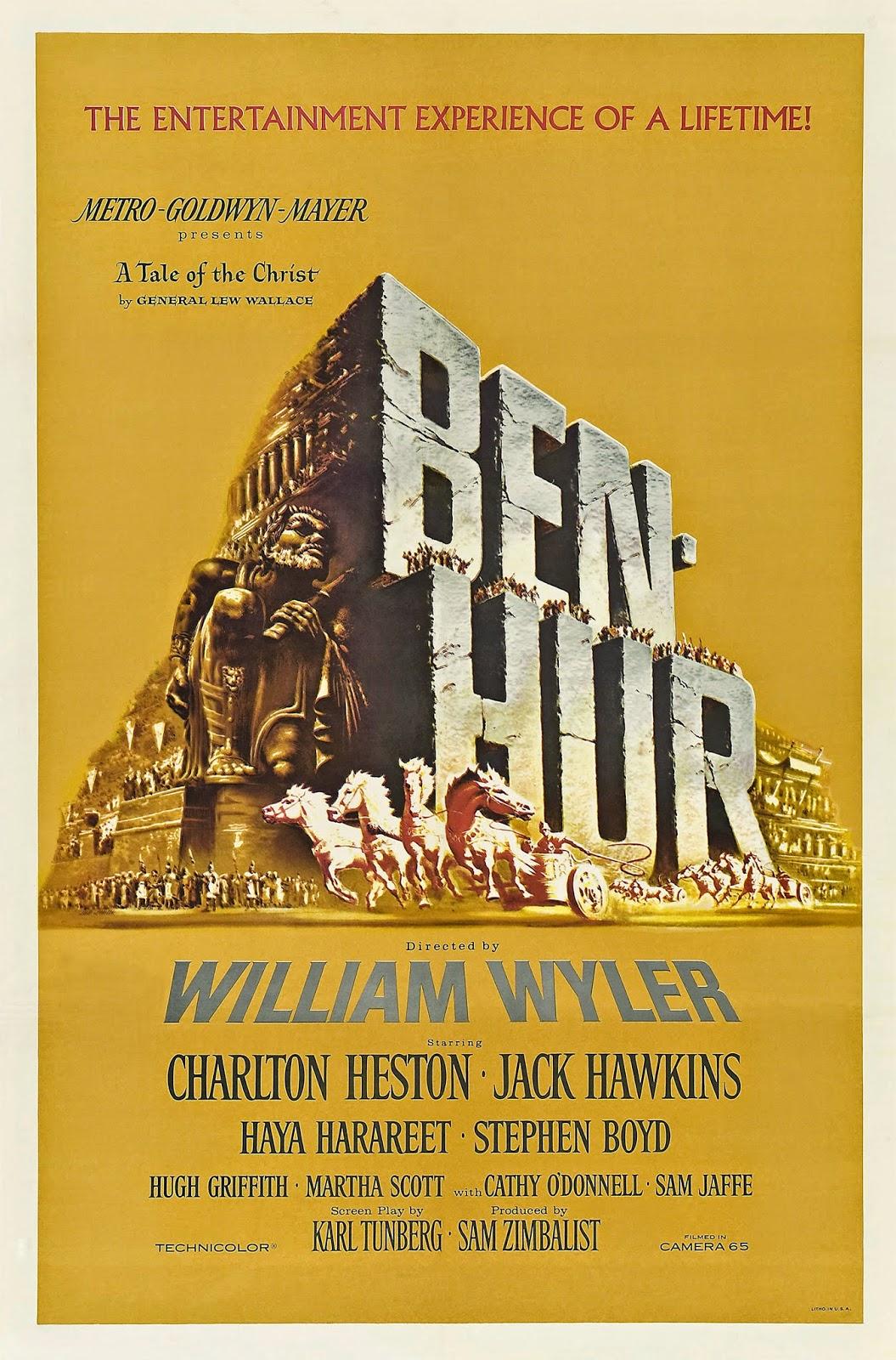 Cartel Ben-Hur
