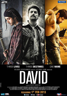David (2013) Hindi Mp3 Songs Free Download