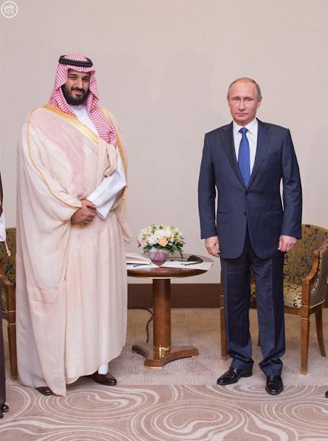 Rosjanie i Saudyjczycy stawiają na współpracę ws. Syrii