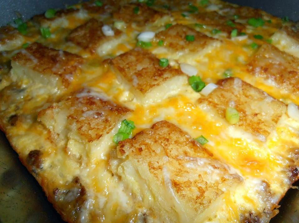cooking: Easy Breakfast Casserole