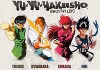 لعبة مغامرات ابطال انمي يويو هاكوشو YuYu Hakusho adventure game