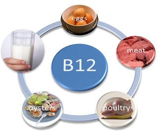 Vitamine b12 aliments