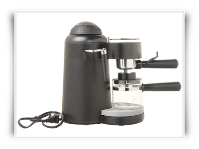 Krups steam espresso machine