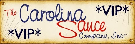 Join the Carolina Sauce Company VIP Club