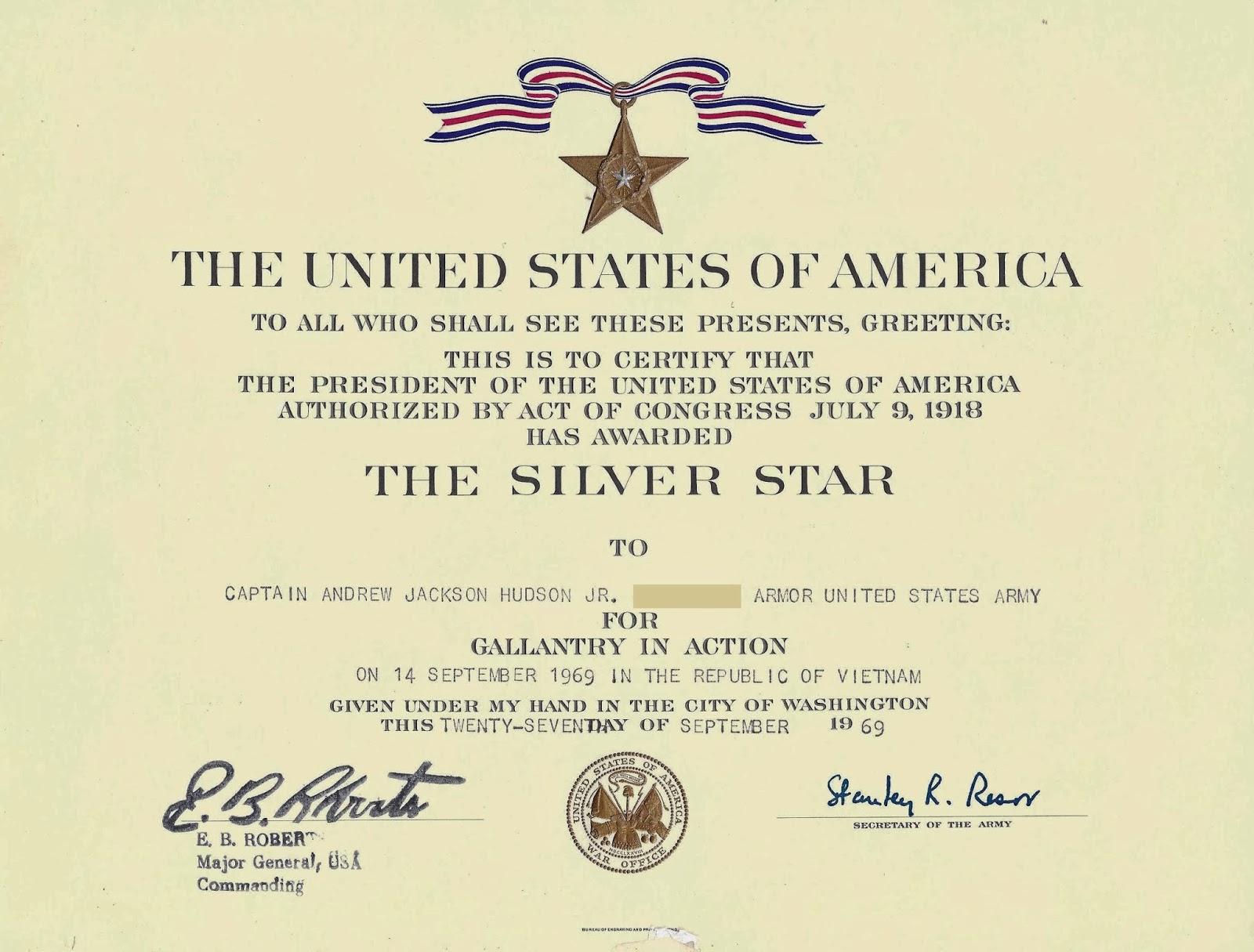Awards certificates citations and diplomas war stories of an the award xflitez Image collections